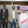 زيارة المدير العام لجناح الوزارة بمعرض صنع في السودان