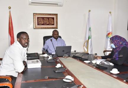 الاستراتيجية والمعلومات تشرع في تمتين خطة الولاية 2021 م