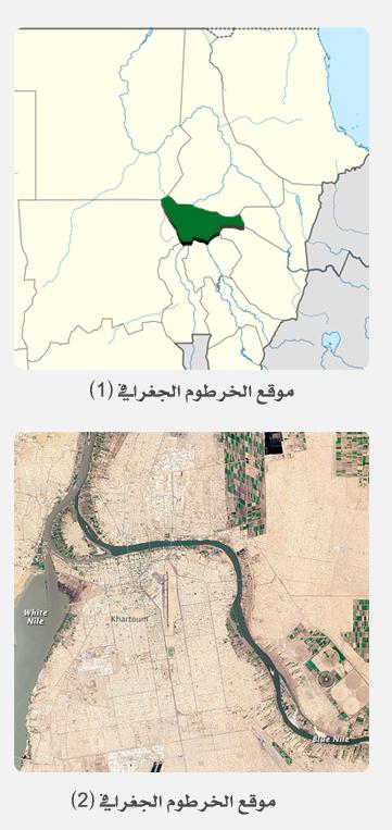 Khartoum_location